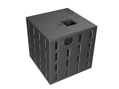 Challenger Maze 3D model