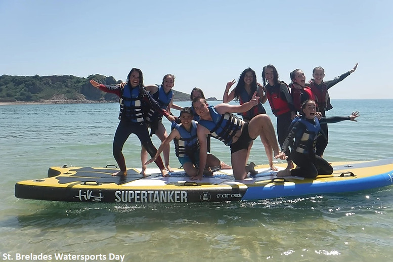 St Brelades Watersports Day