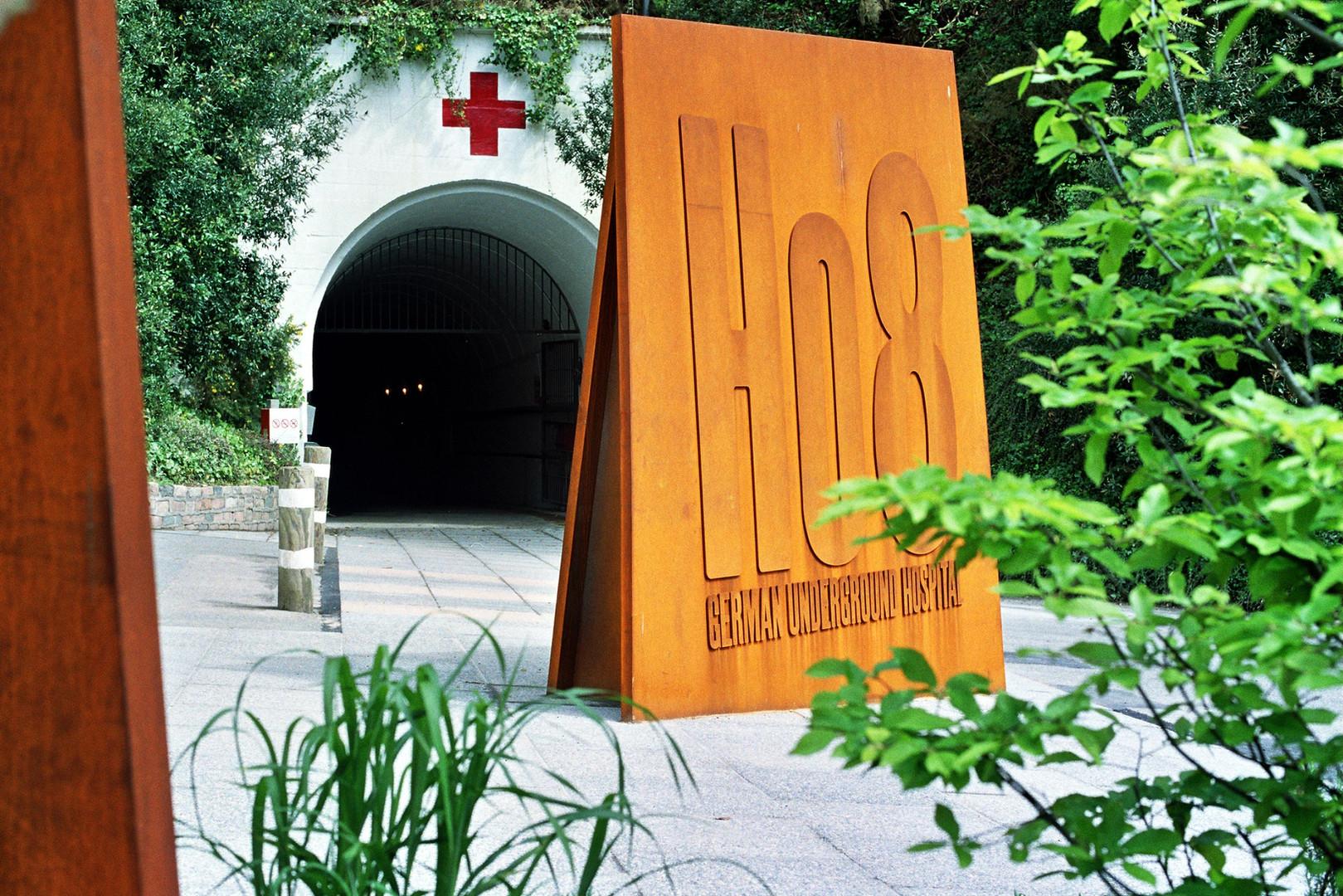Jersey War Tunnels