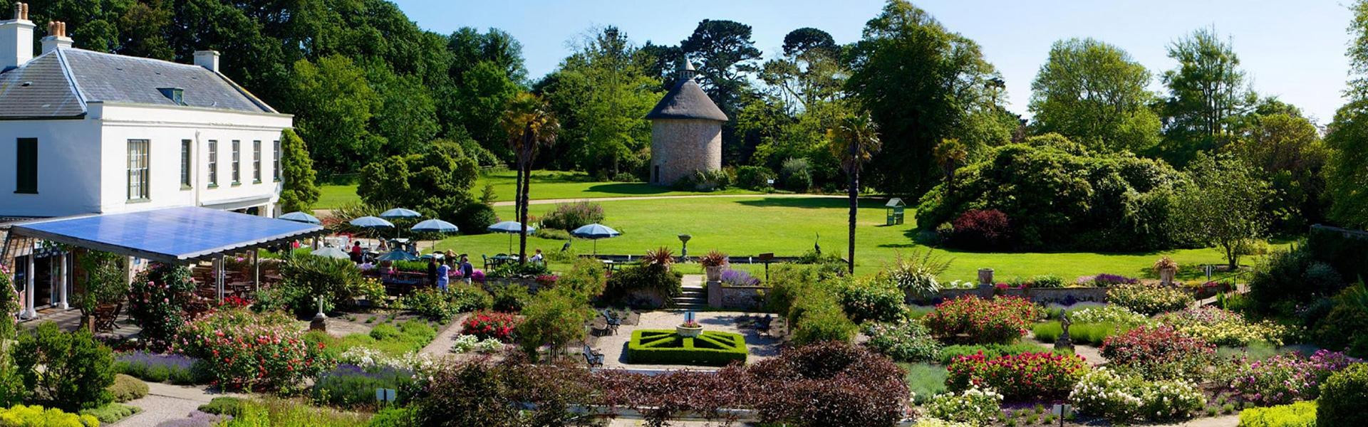 Samares Manor Botanical Gardens