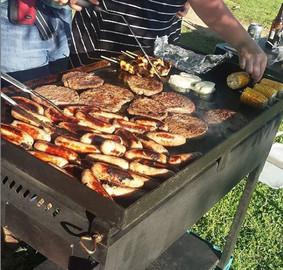 Jersey Hostel BBQ