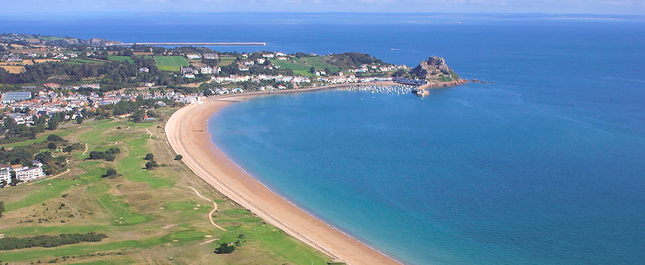 Royal Bay of Grouville Jersey