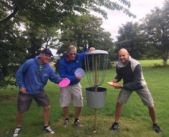 Frizbee Golf