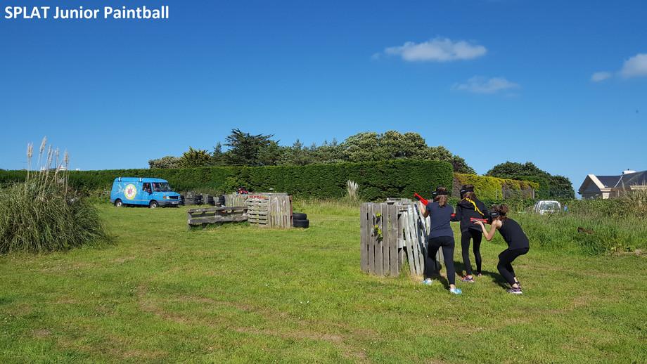 JAAC Activities - Junior Paintball