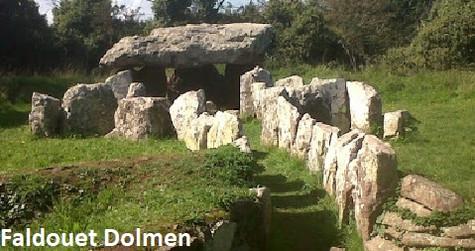 Faldouet Dolmen