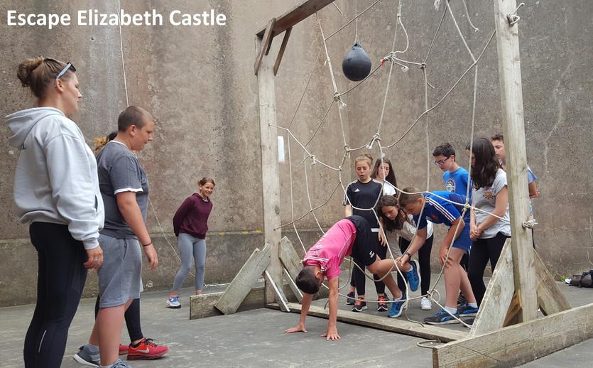Escape Elizabeth Castle Day