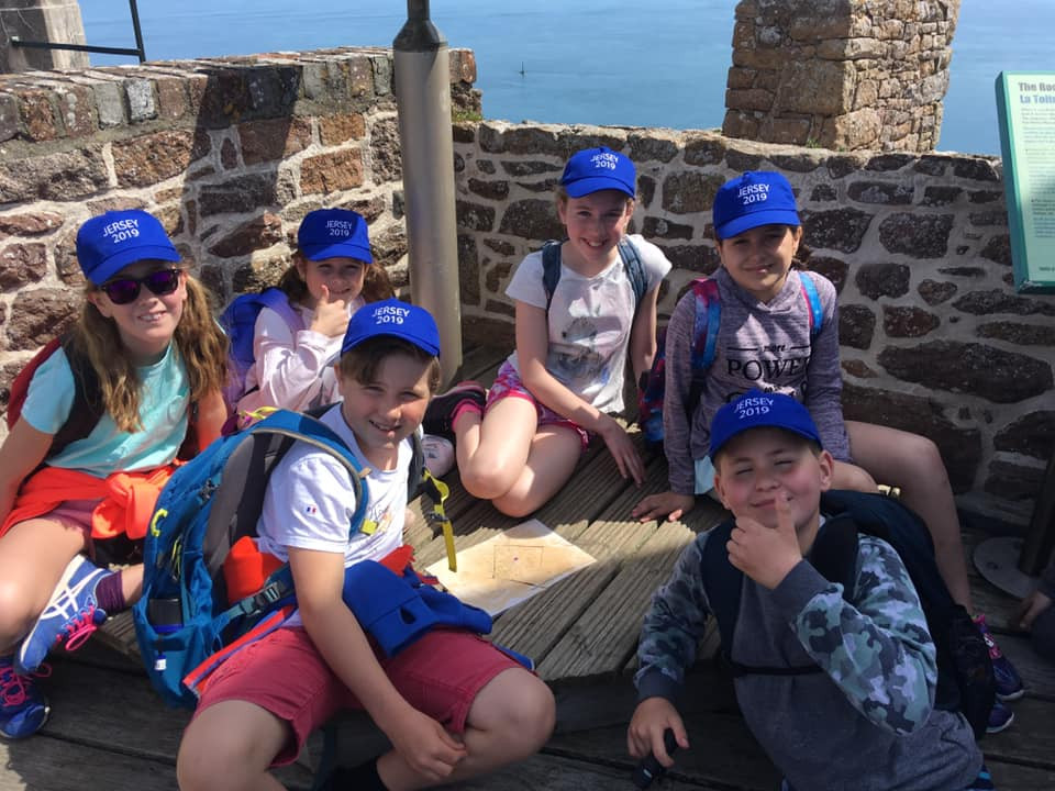 Mont Orgueil Treasure Hunt