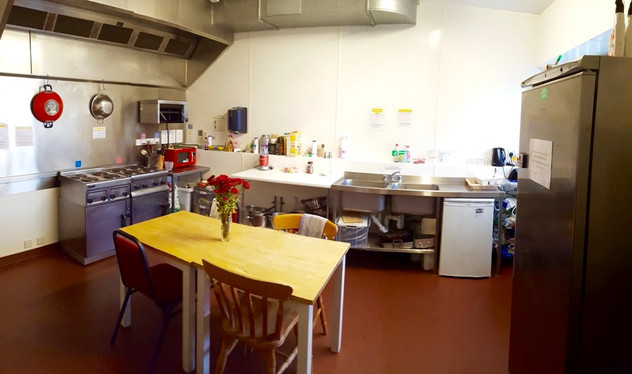 Self Catering Kitchen - Currently closed due to COVID-19 Guidelines