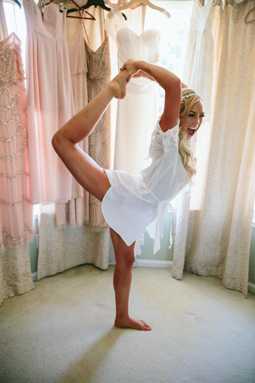 Dear Yoga . . .