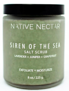 Siren of The Sea Salt Scrub