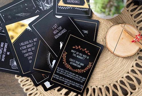 Healing Cards- Affirmation Deck