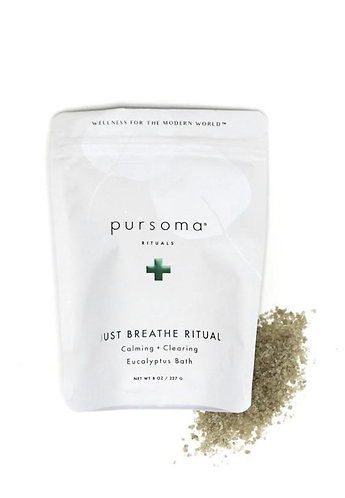 Pursoma Bath Soak - Just Breath