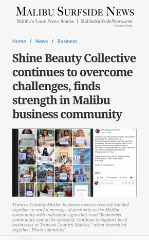 Shine: continues to Shine during shutdowns