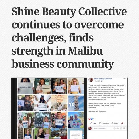Shine: continues to Shine during shutdowns