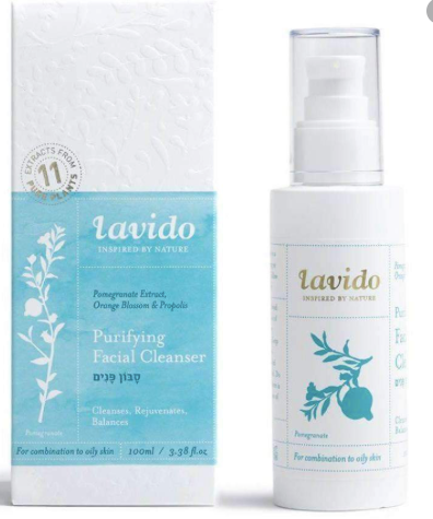 Lavido Hydrating Cleanser