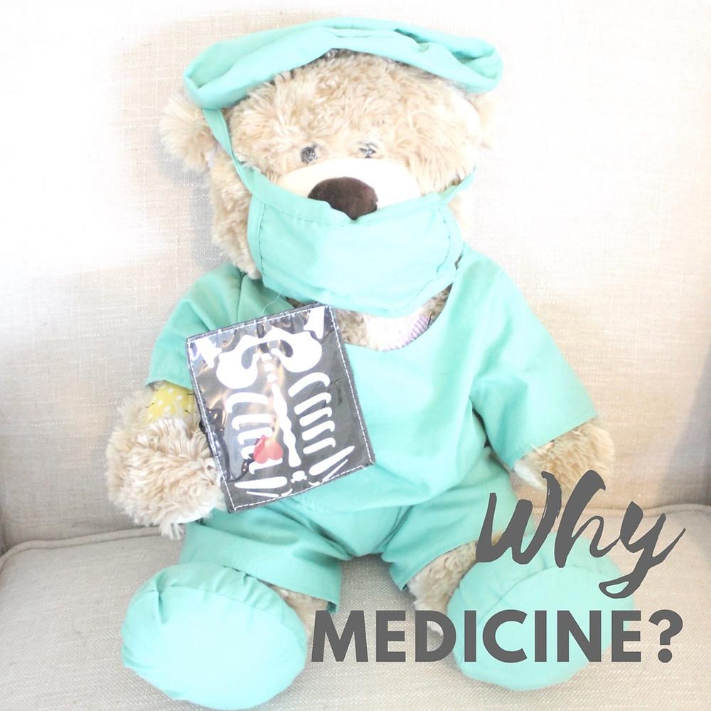 sheMD - why medicine