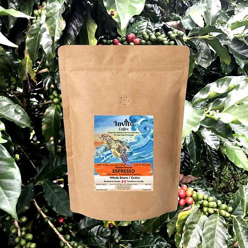 Espresso Roast Coffee Beans - 12 oz (340g)