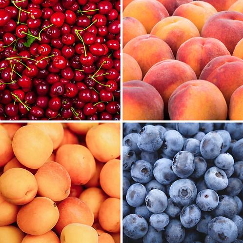 Okanagan Fruit Box (4 lbs)