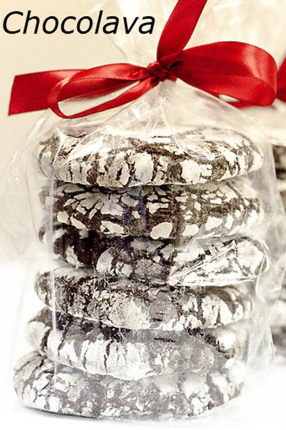 Chocolava Cookies (6-pack)