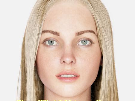 2022 A.I Metaverse Human