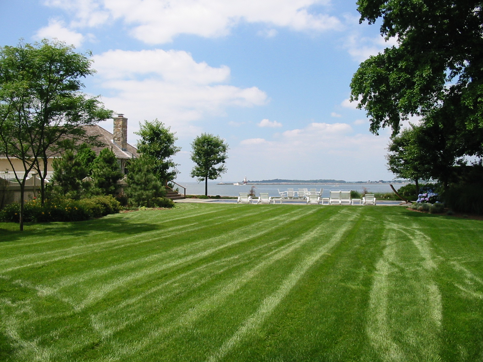 Bay View overlooking Great Lawn