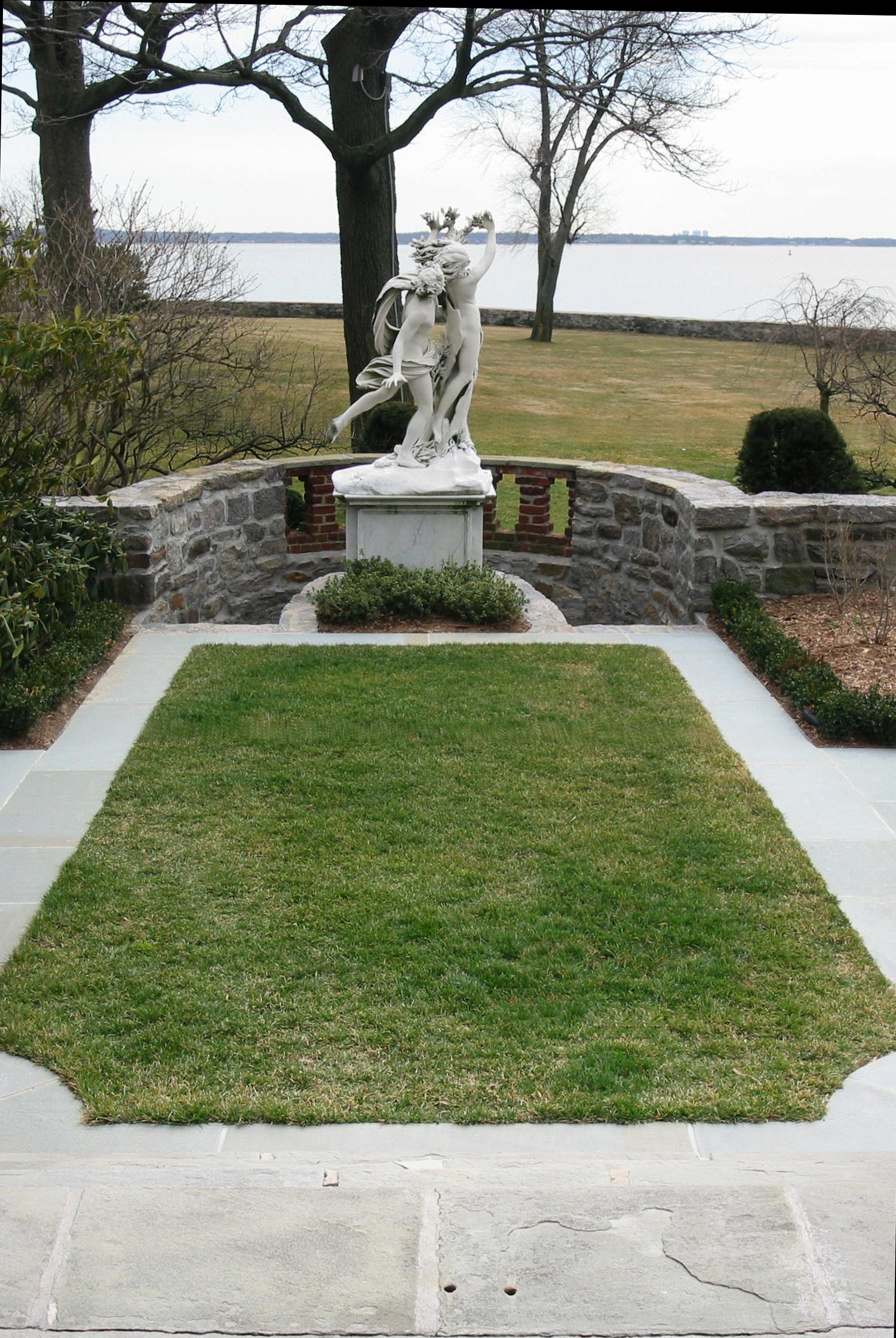 Redesigned Formal Garden