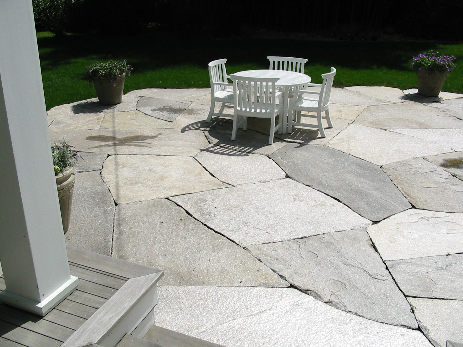 Oversized Roxbury Patio