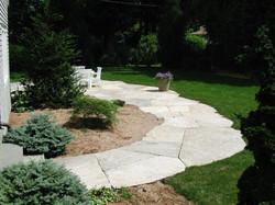 Oversized Roxbury Granite Walk