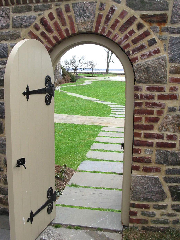 Stepping Stones Through Gateway