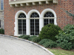 Architectural Detail and Gardens