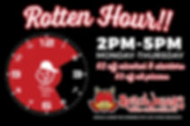 Rotten Johnny's Wood-Fired Pizza Pie | Happy Hour Specials | Sedona, AZ