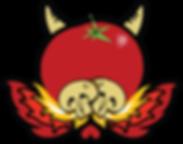 Rotten Johnny's Tomato Logo