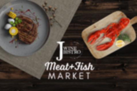 Meat + Fish Market | J Wine Bistro | Sedona, AZ