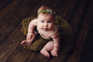 Sitter session, milestone session, baby pictures