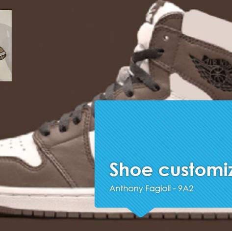 Shoe Customization