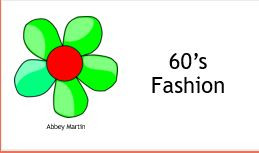 60's Fashion - making it