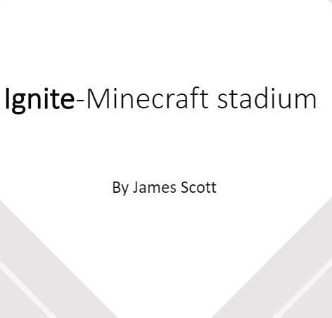 Minecraft Stadium