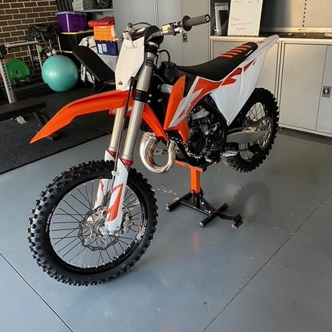 Dirt Bike Servicing