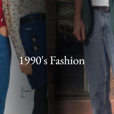 1990's Fashion