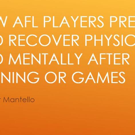AFL Preparation