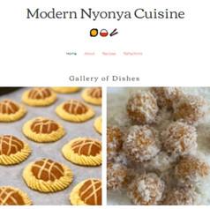 Modern Nyonya Cuisine
