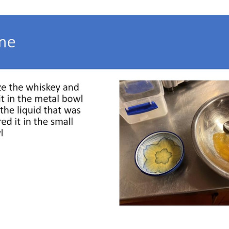 Making Alcohol Free Whiskey