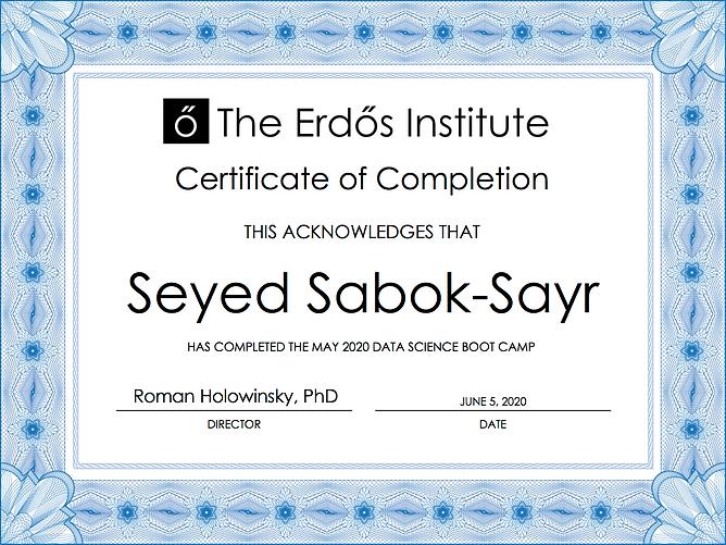 SeyedSabok-Sayr
