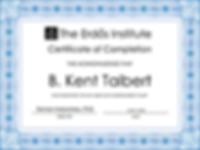 B.KentTalbert