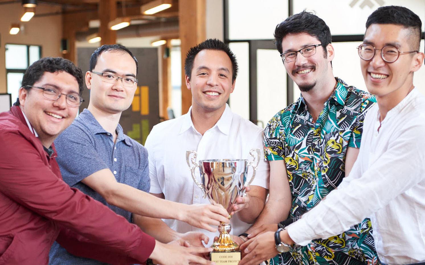 Code Winners 2018