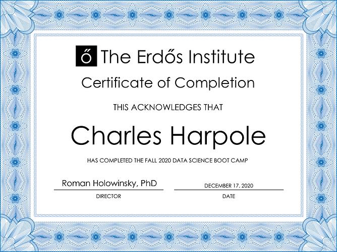 Charles Harpole