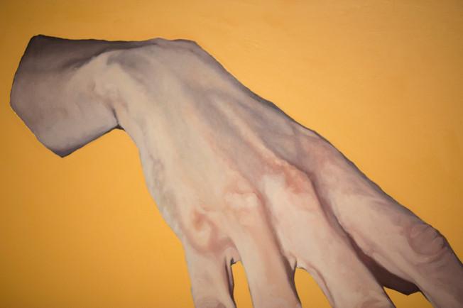 Thomas's Hand (Detail)