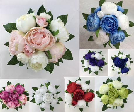 Peony Pre-made Bouquet