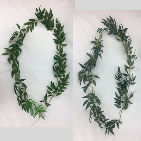 Eucalyptus Willow Leaves Garlands