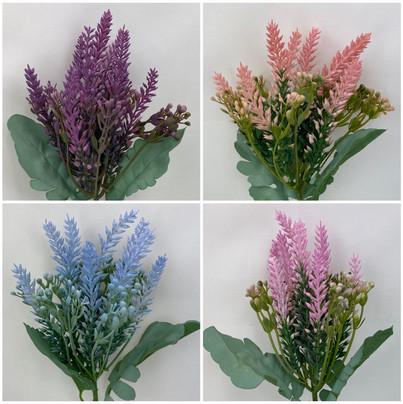 Lavender Flower Stem